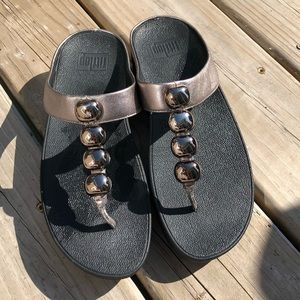 ROLA Glitzy Toe-Thongs fitflop